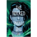 THE WICKED + THE DIVINE 1 VARIANT VERDE