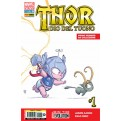 THOR IL DIO DEL TUONO 1 - MARVEL NOW - VARIANT SKOTTIE YOUNG