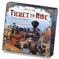 TICKET TO RIDE - IL GIOCO DI CARTE