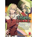 TIGER & BUNNY OFFICIAL COMIC ANTHOLOGY 4