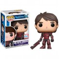 TROLLHUNTERS - POP FUNKO VINYL FIGURE 466 JIM WITH ARMOR NYCC 2017 CONVENTION EXCLUSIVES