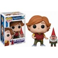 TROLLHUNTERS - POP FUNKO VINYL FIGURE 467 TOBY WITH GNOME 9CM
