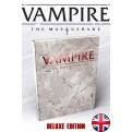 VAMPIRE THE MASQUERADE 5TH ED. - CORE ROLE BOOK DELUXE - ENG