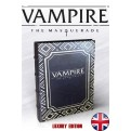 VAMPIRE THE MASQUERADE 5TH ED. - LUXURY EDITION - ENG