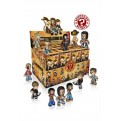 WALKING DEAD - MYSTERY MINI FIGURES 6 CM S.2 DISPLAY 24 PZ.
