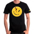 WATCHMEN - TS1304 - T-SHIRT SMILEY LOGO S