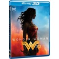 WONDER WOMAN - BLU-RAY 3D