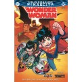 WONDER WOMAN RINASCITA 20 - VARIANT SUPERSONS