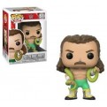 WWE WRESTLING - POP FUNKO VINYL FIGURE 51 JAKE THE SNAKE 9CM