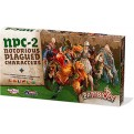 ZOMBICIDE - BLACK PLAGUE - SPECIAL PACK NPC 2