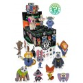 ZOOTOPIA - 7187 MYSTERY MINI FIGURES 6CM - SERIE 1 DISPLAY (12 PZ)