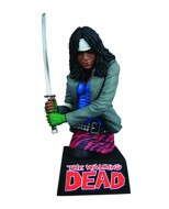 13547 - WALKING DEAD - BUSTO SALVADANAIO - MICHONNE