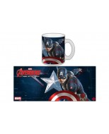 37083 - TAZZA AVENGERS AGE OF ULTRON - CAPITAN AMERICA