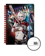 51927 - SUICIDE SQUAD HARLEY QUINN A5 NOTEBOOK