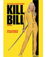 55578 - KILL BILL vol.1 - TIN SIGN