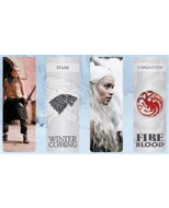 6440 - GAME OF THRONES - MAGNETIC BOOKMARK - D