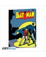 ABYDCO460 - DC COMICS - CANVAS 2x - BATMAN VINTAGE COVER (30x40)