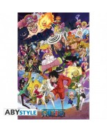 ABYDCO536 - ONE PIECE - POSTER BIG MAMA SAGA (91,5x61)