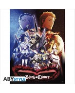 ABYDCO545 - BLACK CLOVER - POSTER GROUP (52X38)