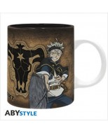 ABYMUG587 - BLACK CLOVER - TAZZA 320ML - ASTA & YUNO