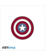 ABYPIN012 - MARVEL - SPILLA - CAPTAIN AMERICA SHIELD