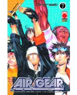 AIR GEAR 7 RISTAMPA LIMITATA