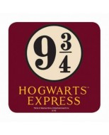CST1HP11 - HARRY POTTER - COASTER SINGLE - HARRY POTTER (PLATFORM 9 3/4)