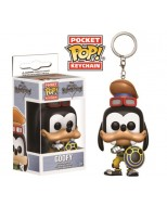 DISNEY KINGDOM HEARTS  - POP FUNKO VINYL KEYCHAIN GOOFY 4 CM