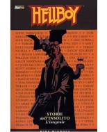 HELLBOY STORIE DELL'INSOLITO - INTEGRALE
