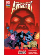 INCREDIBILI AVENGERS 7 - MARVEL NOW