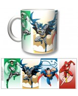 JL04 - TAZZA JUSTICE LEAGUE HEROES