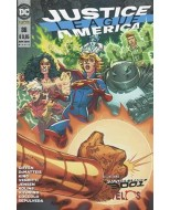 JUSTICE LEAGUE AMERICA THE NEW 52 (LION) 36