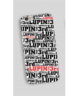 LUPIN20 - COVER I-PHONE 7 LOGO PATTERN