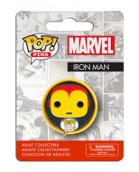 MARVEL COMICS POP! PINS BADGE - IRON MAN