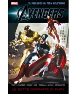 MARVEL SPECIAL 4 - MARVEL MOVIE: AVENGERS IL FILM - PRELUDIO