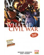 MARVEL UNIVERSE 21 - WHAT IF? CIVIL WAR