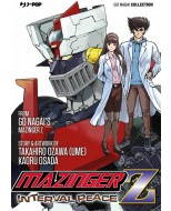 MAZINGER Z INTERVAL PEACE
