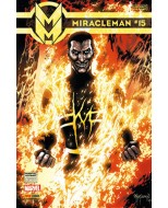 MIRACLEMAN 15 - COVER A - MARVEL COLLECTION 43