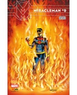 MIRACLEMAN 9 - COVER B - MARVEL COLLECTION 37