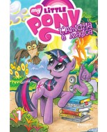 MY LITTLE PONY: L'AMICIZIA E' MAGICA 1 - TWILIGHT SPARKLE COVER