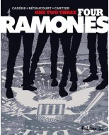 ONE, TWO, THREE, FOUR: RAMONES