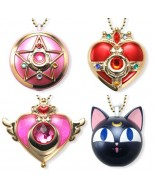SAILOR MOON - MINIATURELY TABLET V.1 - ESPOSITORE 10 PEZZI