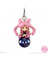 SAILOR MOON - TWINKLE DOLLY V.3 - BLACK LADY ON LUNA - PORTACHIAVI