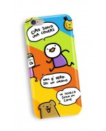 SIO06 - COVER I-PHONE 7 COLOR CHAT
