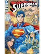 SUPERMAN THE NEW 52 (LION) 27