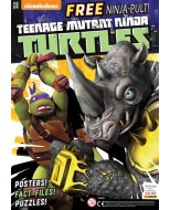 TEENAGE MUTANT NINJA TURTLES MAGAZINE 36