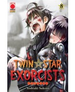TWIN STAR EXORCISTS 8