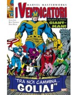 VENDICATORI SUPERPACK - IRON MAN 35 VARIANT, MARVEL COLLECTION 9 CON COFANETTO, MARVEL MASTERWORKS VENDICATORI 3