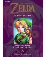 ZELDA PERFECT EDITION 3: MAJORA'S MASK / A LINK TO THE PAST