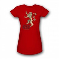 35722 - GAME OF THRONES - LANNISTER LOGO - DONNA - S